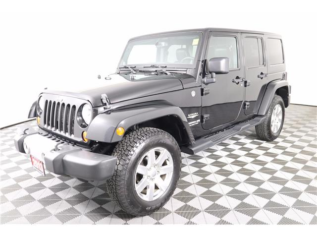 2013 Jeep Wrangler Unlimited Sahara (Stk: 19-428A) in Huntsville - Image 3 of 29
