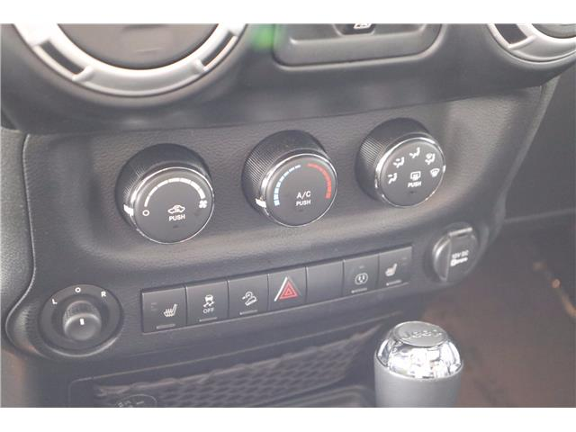 2013 Jeep Wrangler Unlimited Sahara (Stk: 19-428A) in Huntsville - Image 24 of 29