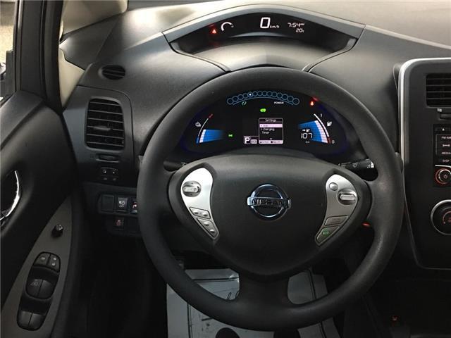 2016 Nissan LEAF S (Stk: 35382W) in Belleville - Image 15 of 26