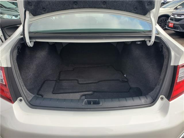 2017 Honda Accord EX (Stk: HC2538) in Mississauga - Image 22 of 23