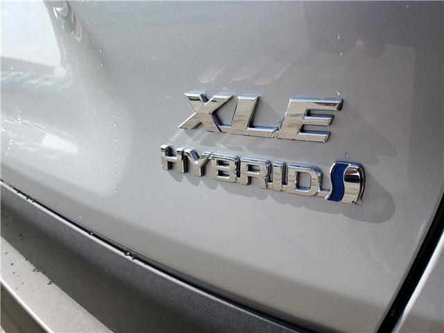2019 Toyota RAV4 Hybrid XLE (Stk: 9-1212) in Etobicoke - Image 4 of 11