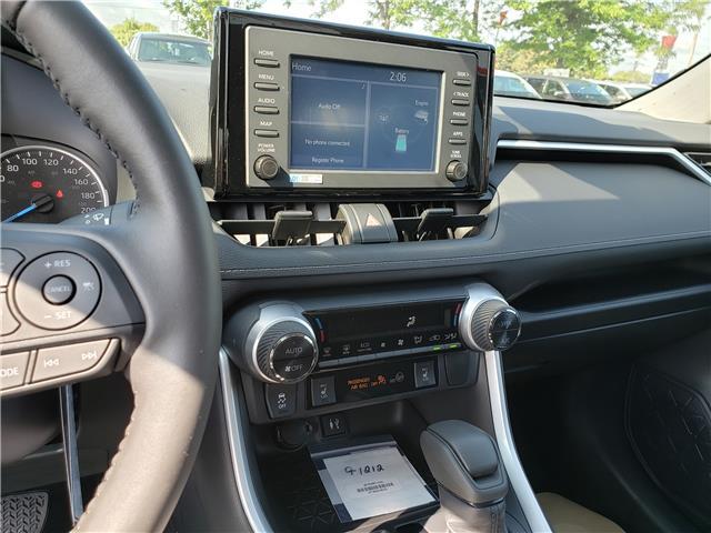 2019 Toyota RAV4 Hybrid XLE (Stk: 9-1212) in Etobicoke - Image 9 of 11