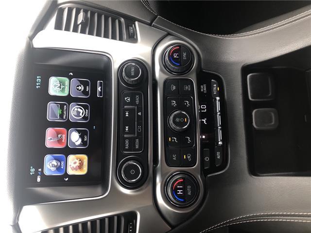 2019 Chevrolet Tahoe LS (Stk: DF1655) in Sudbury - Image 17 of 23
