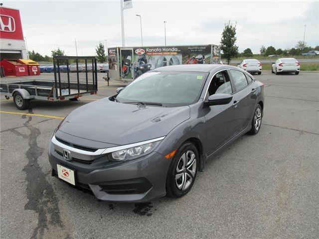 2016 Honda Civic LX (Stk: K14560A) in Ottawa - Image 1 of 22