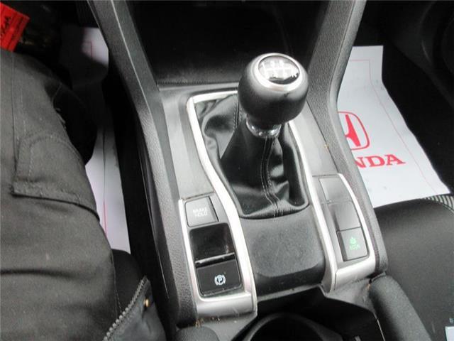 2016 Honda Civic LX (Stk: K14560A) in Ottawa - Image 3 of 22
