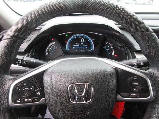 2016 Honda Civic LX (Stk: K14560A) in Ottawa - Image 5 of 22