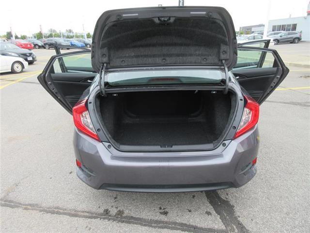 2016 Honda Civic LX (Stk: K14560A) in Ottawa - Image 12 of 22