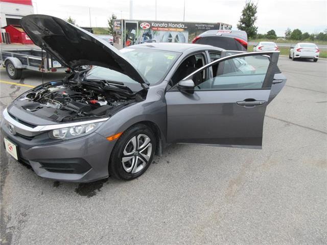 2016 Honda Civic LX (Stk: K14560A) in Ottawa - Image 15 of 22