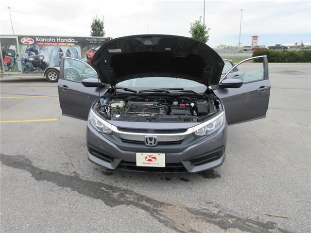 2016 Honda Civic LX (Stk: K14560A) in Ottawa - Image 16 of 22
