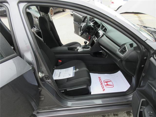 2016 Honda Civic LX (Stk: K14560A) in Ottawa - Image 21 of 22