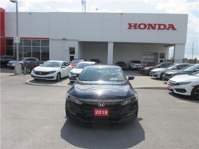 2018 Honda Accord Sport (Stk: 27597L) in Ottawa - Image 2 of 18