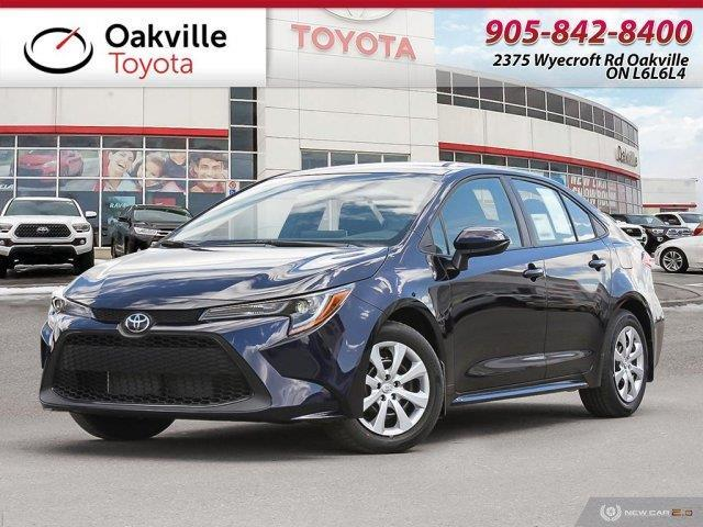 2020 Toyota Corolla LE (Stk: 20133) in Oakville - Image 1 of 23