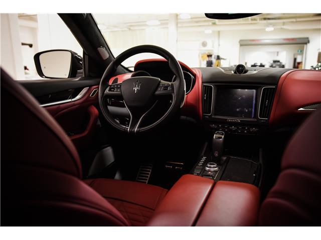 2019 Maserati Levante GTS (Stk: 955MC) in Calgary - Image 12 of 28