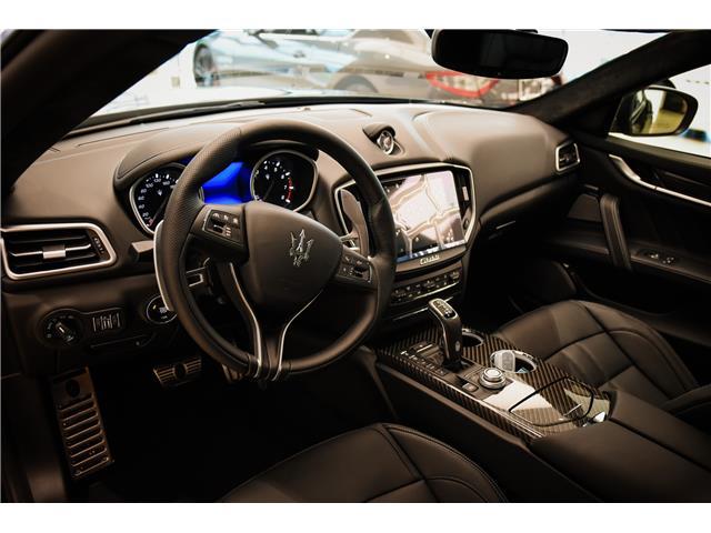 2019 Maserati Ghibli S Q4 GranSport (Stk: 964MC) in Calgary - Image 11 of 21