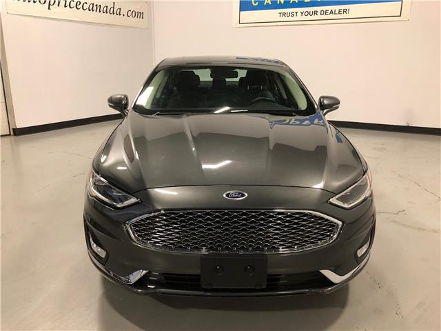 2019 Ford Fusion Hybrid Titanium (Stk: D0507) in Mississauga - Image 2 of 27