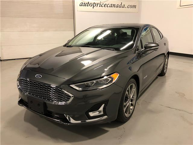 2019 Ford Fusion Hybrid Titanium (Stk: D0507) in Mississauga - Image 3 of 27