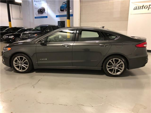 2019 Ford Fusion Hybrid Titanium (Stk: D0507) in Mississauga - Image 4 of 27