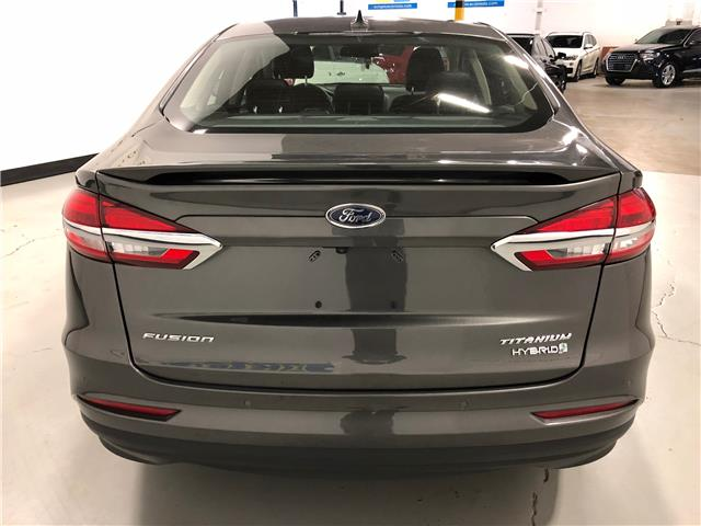 2019 Ford Fusion Hybrid Titanium (Stk: D0507) in Mississauga - Image 7 of 27
