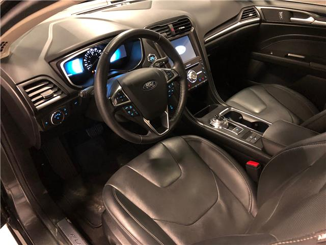 2019 Ford Fusion Hybrid Titanium (Stk: D0507) in Mississauga - Image 8 of 27