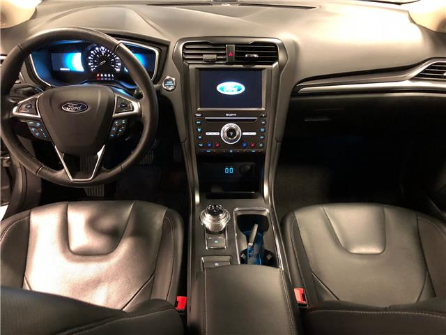 2019 Ford Fusion Hybrid Titanium (Stk: D0507) in Mississauga - Image 9 of 27