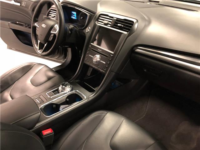 2019 Ford Fusion Hybrid Titanium (Stk: D0507) in Mississauga - Image 22 of 27