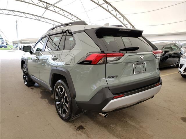 2019 Toyota RAV4 Trail (Stk: L20013A) in Calgary - Image 5 of 26