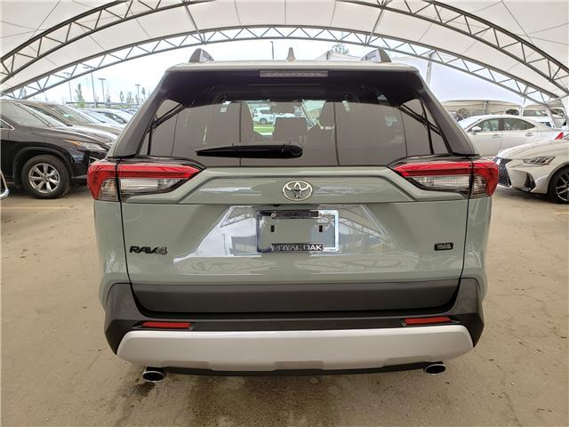 2019 Toyota RAV4 Trail (Stk: L20013A) in Calgary - Image 6 of 26