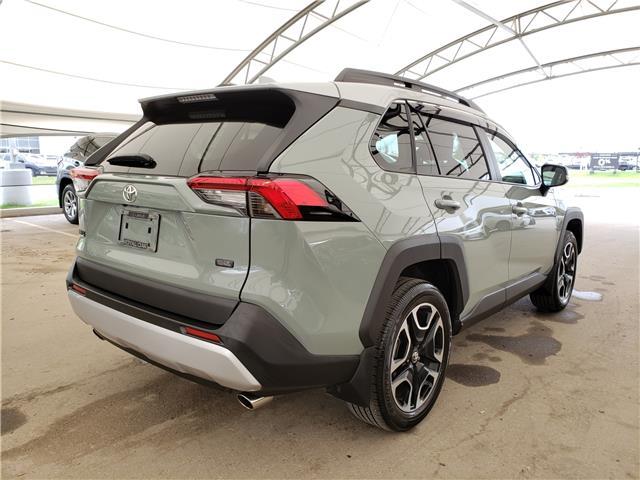 2019 Toyota RAV4 Trail (Stk: L20013A) in Calgary - Image 7 of 26