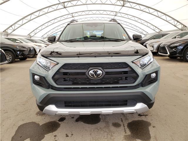2019 Toyota RAV4 Trail (Stk: L20013A) in Calgary - Image 9 of 26
