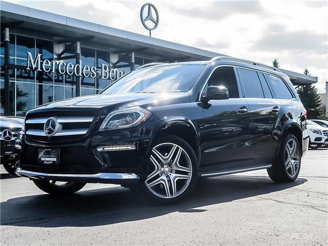 2013 Mercedes-Benz GL-Class Base (Stk: K3734A) in Kitchener - Image 1 of 30