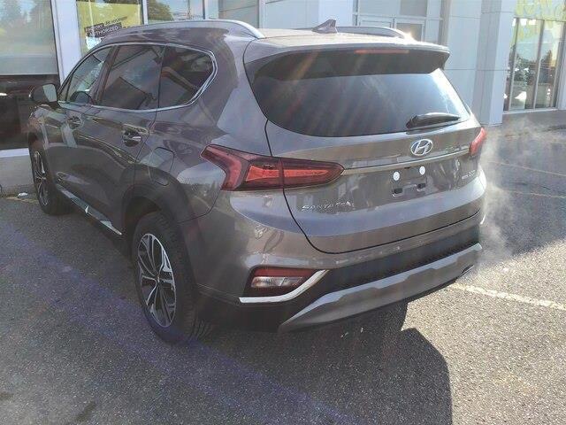 2020 Hyundai Santa Fe Ultimate 2.0 (Stk: H12263) in Peterborough - Image 9 of 21