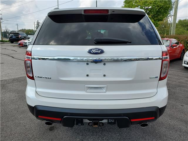 2015 Ford Explorer Limited (Stk: 19S587A) in Whitby - Image 4 of 27