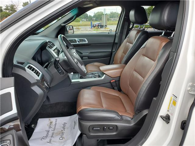 2015 Ford Explorer Limited (Stk: 19S587A) in Whitby - Image 10 of 27