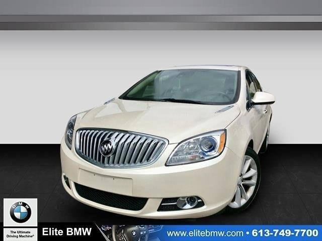 2016 Buick Verano Leather (Stk: 13372A) in Gloucester - Image 1 of 25