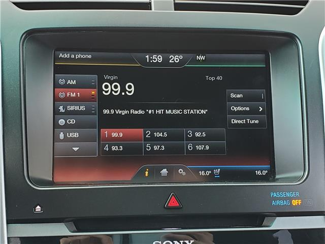 2015 Ford Explorer Limited (Stk: 19S587A) in Whitby - Image 15 of 27