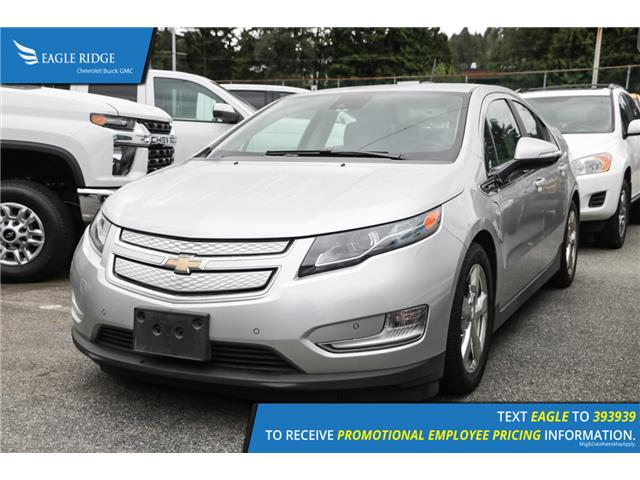2015 Chevrolet Volt Base (Stk: 51202A) in Coquitlam - Image 1 of 4
