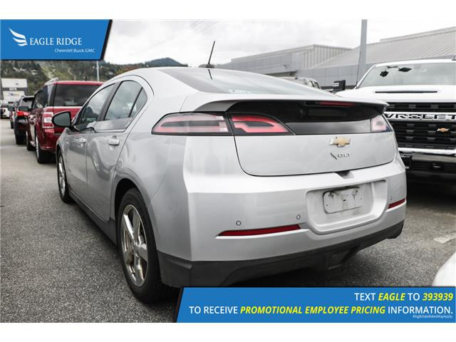 2015 Chevrolet Volt Base (Stk: 51202A) in Coquitlam - Image 2 of 4