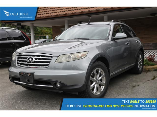 2008 Infiniti FX35 Base (Stk: 080481) in Coquitlam - Image 1 of 4