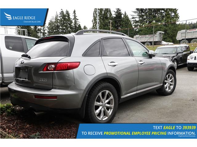 2008 Infiniti FX35 Base (Stk: 080481) in Coquitlam - Image 2 of 4