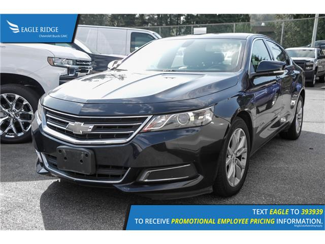 2016 Chevrolet Impala 2LT (Stk: 162009) in Coquitlam - Image 1 of 4
