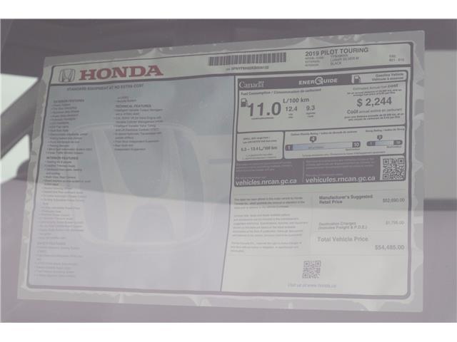 2019 Honda Pilot Touring (Stk: 219602) in Huntsville - Image 11 of 38