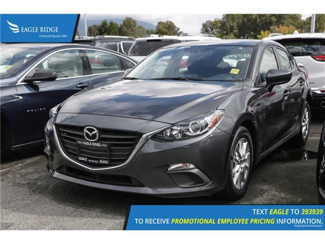 2016 Mazda Mazda3 Sport GS (Stk: 161201) in Coquitlam - Image 1 of 5