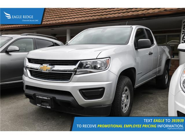 2018 Chevrolet Colorado WT (Stk: 189783) in Coquitlam - Image 1 of 5
