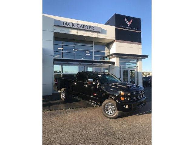 2019 Chevrolet Silverado 3500HD LTZ (Stk: KF218327) in Calgary - Image 1 of 20