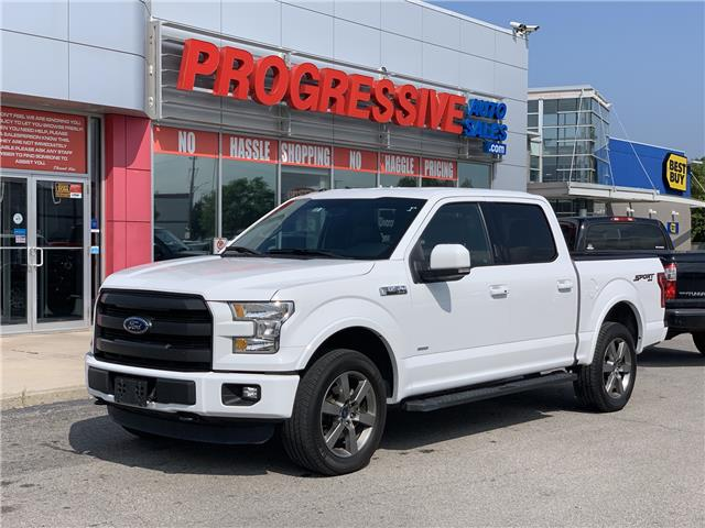 2016 Ford F-150 XLT (Stk: GFC69996) in Sarnia - Image 1 of 9