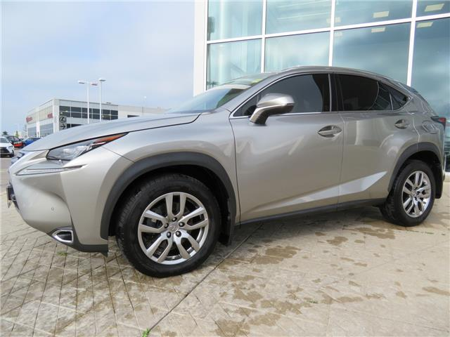 2017 Lexus NX 200t Base (Stk: X9181L) in London - Image 1 of 24