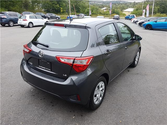 2018 Toyota Yaris LE (Stk: 00177) in Middle Sackville - Image 5 of 24