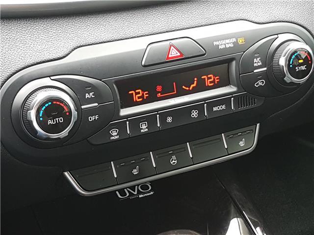 2016 Kia Sorento 3.3L EX+ (Stk: 00173) in Middle Sackville - Image 25 of 28