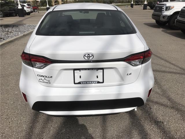 2020 Toyota Corolla LE (Stk: 200046) in Cochrane - Image 4 of 28