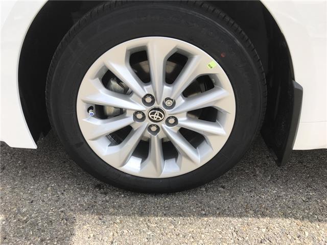 2020 Toyota Corolla LE (Stk: 200046) in Cochrane - Image 9 of 28